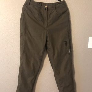 Jack Wolfskin Women's outdoor pants